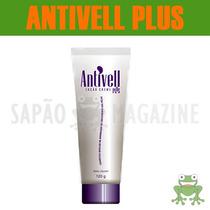 Antivell Plus Inibidor Do Crescimento Dos Pêlos 120g