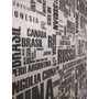 Papel De Parede Quarto Sala Rolo 10m Da Vinci Paises Textura