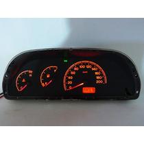 Palio Fire 132 Uno Siena Painel Velocimetro Temperatura ,,