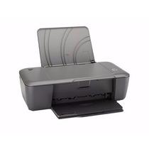 Impressora J.tinta Deskjet 1000 Hp Sem Cartucho