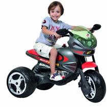 Moto Elétrica Infantil Super Moto Gp Brinquedo Bandeirante