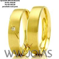 Oferta Mês Das Noivas Ww Joias N°05