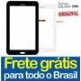 Tela Touch Galaxy Tab E T113 7 Pol. 100% Original + Garantia