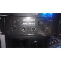 Amplificador Ciclotron Dbs 3000