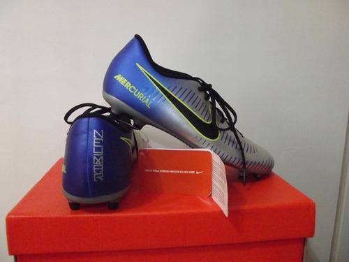 a126aa5e88 Chuteira Campo Nike Mercurial Vortex 3 Njr Numeros 40 E 42 - R  200 ...