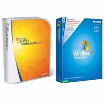 Cd Windos Xp Sp3 - 32 Bits + Offce 2007 Pro 32 Bits Pt-br