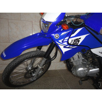 Yamaha Xtz 125 E - Cabo Ibooster Com Vela Iridium