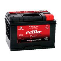 Bateria Reifor Premium 60ah Selada 12 Meses De Garantia