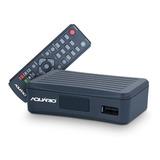 Conversor Digital Dtv 4000s Full Hd S/cabo Hdmi