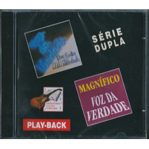 Playback Voz Da Verdade - Um Grito De Liberdade / Magnífico