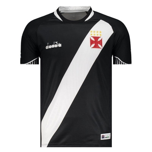 77bbef8b38 Camisa Vasco 1 Torcedor 2018 Diadora