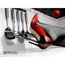 Frete Grátis! Sapato Feminino Stiletto Salto Alto Tam 36