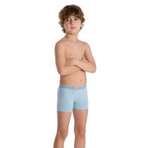 Cuecas Boxer Infantil Cotton Lycra Kit C/10 Unidades Keeper