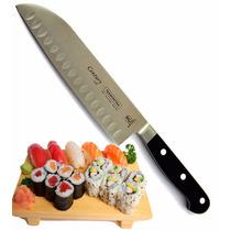 Faca Santoku 7 Tramontina Century Sushi Sashimi 24020/107