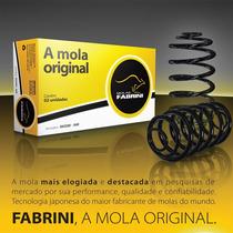 Par Molas Traseiro Prisma 06 A 13 Fabrini 0543