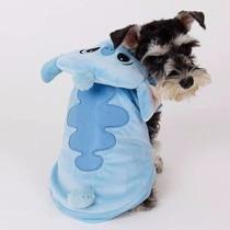 Roupa Cachorro Fantstitch - R$ 62,00 - Pronta Entrega