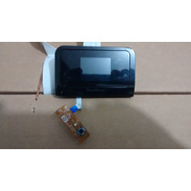 Display Touch Screen+ Botão Power + Cabo Hp Photosmart C4680