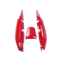 Rabeta Traseira Honda Fan125 2011-2013 Vermelha S/adesivo