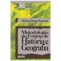 Metodologia Do Ensino De História E Geografia - Livro
