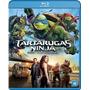 Blu-ray As Tartarugas Ninja: Fora Das Sombras - Lacrado