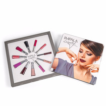 Kit Sandy Exclusivo Impala Com Esmaltes E Batons
