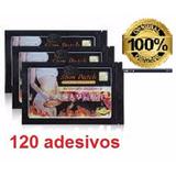 120 Adesivos Slim Patch Original Emagrecedor