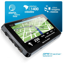 Gps Automotivo Multilaser Tracker 3 Gps033 Tela 4.3