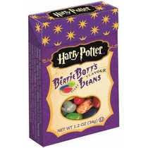 Jelly Belly - Harry Potter Beans - Feijões Todos Os Sabores