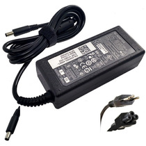 Fonte 19,5v 3,34a 65w 4.5x3.0mm Para Dell La65ns2-01 Nova !!