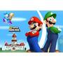 Painel Decorativo Festa Infantil Super Mario Bross (mod5)