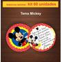 Rótulos Personalizados,adesivos Tema Minions, Minney, Mickey