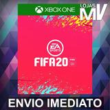 Fifa 20 Xbox One Codigo De 25 Digitos - Pre Venda