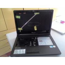 Carcaça Notebook Parte Superior E Inferior Itautec W7425