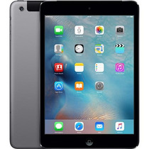 Tablet Apple / Ipad Mini Retina 32gb Wi-fi Cinza Espacial