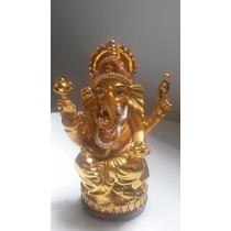 Ganesha Ganesh Deus Indiano Atrai Sucesso Fortuna Dinheiro