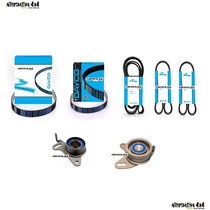 Kit Correia Dentada+hidraulico+alternador+tensores L200 2.5