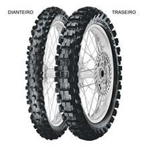Pneu Trilha Moto 100/100-18 E 300x21 Crf230 Cross Off/road