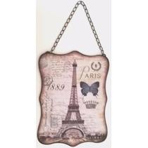 Quadro Decorativo - Paris - Londres - New York - Escolha