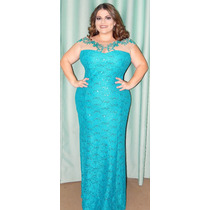 Vestido Madrinha/ Formatura/ Festa Plus Size