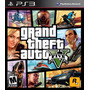 Grand Theft Auto V - Ps3 - Gta 5 - Game
