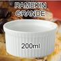 Ramekin Porcelana Grande C/ 24 Unidades