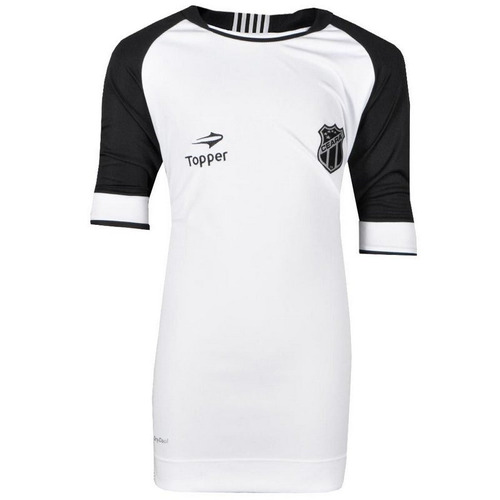 Camisa Ceará Jogo Ii Juvenil N°10 2016 Topper e15cddcd89d4e