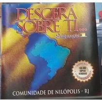 Cd Comunidade Evangélica De Nilópolis Descerá Sobre Ti