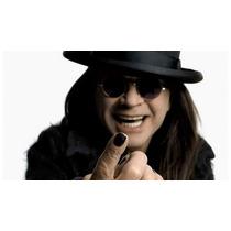 Óculos Sol Redondo Retrô Vintage Lennon Ozzy Homem De Ferro