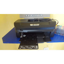 Impressora Epson R260 Bulk Ink 6 Cores Fotografica