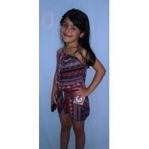 Macaquinho Infantil Em Viscose Pague 10 Leve 11