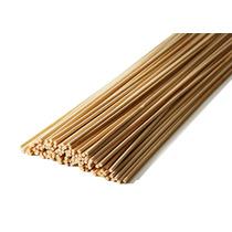 Vareta Bambu 45 Cm P/ Pipas Gaiolas C/900