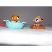 Lote Littlest Pet Shop Mc Donalds