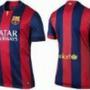 Blusas Do Barcelona Original Oficial