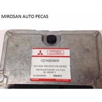 Módulo Injeção Mitsubishi Pajero Sport 3.5l Flex Cd160036/r